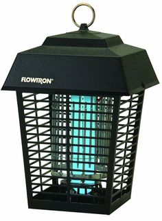 Flowtron Electronic Insect Bug Fly Mosquito Killer Light Zapper 1/2 Acre Radius #Flowtron