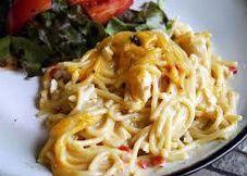 Weight Watchers Recipes - Chicken Spaghetti Casserole