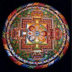 Mandala Buddhist art. mandala has meanings in several civilizations