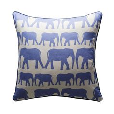 Parade Denim Cushion