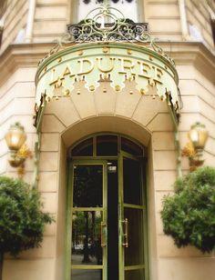 Laduree Paris - Les Champs-Elysees 8x10 Photo, French Macaroons - Mint Green, Soft, Pistachio - Marie Antoinette, Paris, French Pastry. $19.00, via Etsy.