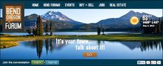 View Homes for sale in Bend, OR on the city Forum at… Bend, Vacation Rentals, Real Estate Marketing, Renting A House, Open House, Retirement, Houses, Community, Social Media