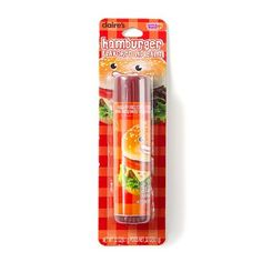 Hamburger Flavored Lip Balm | Claire's