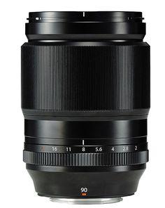Fujifilm lanza el nuevo FUJINON XF90mm f/2 R LM WR