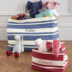 Toys storage or nappy box?