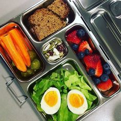 No joke about this yolk! We love this protein packed lunch from…