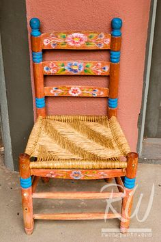 Hand painted mexican furniture diy pinterest paint for Southwest furniture las vegas nv
