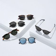They're finally there! Get ready for the summer with one of our new sunnies | kapten-son.com