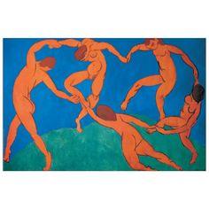 MATISSE - La danza 130x85 cm #artprints #interior #design #Matisse Scopri Descrizione e Prezzo http://www.artopweb.com/autori/henri-matisse/EC16686