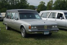 1984 Oldsmobile Ninety-Eight Hearse