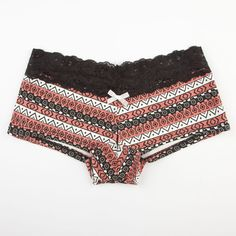 Tribal Stripe Boyshorts and other apparel, accessories and trends. Browse and shop 1 related looks.