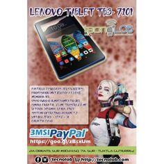 LENOVO TABLET TB3- 710I