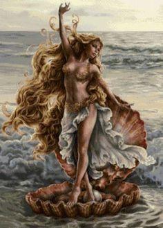 Афродита - Схемы вышивки - larisa80 - Авторы - Портал «Вышивка крестом»