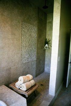 Beautiful shower-asian bathroom by jenn