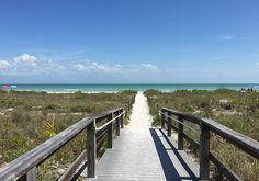 Sanibel Island Florida - Beach and Water