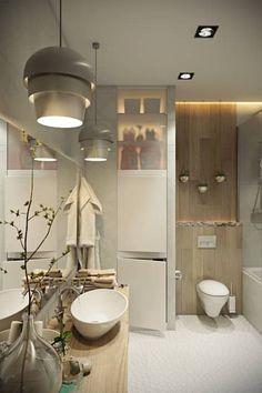 moderne Badezimmer von Дарья Баранович Дизайн Интерьера