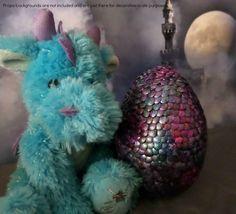 Limited Ed. #Galaxy #Dragon #Egg