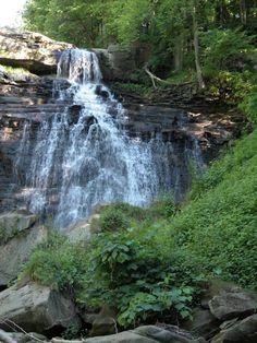 Brandywine Falls, Ohio #Ohio, #USA, #travel, https://apps.facebook.com/yangutu