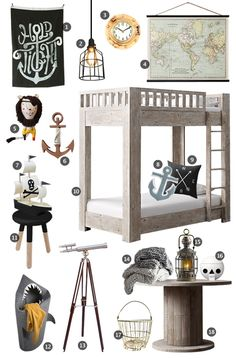 Adorable Kid's Room from the Little Gatherer