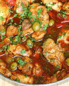 Low FODMAP Recipe and Gluten Free Recipe - Spanish Chicken Casserole http://www.ibssano.com/low_fodmap_recipe_spanish_chicken_casserole.html