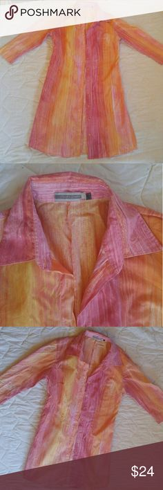 Spotted while shopping on Poshmark: Button-up Shirt Dress! #poshmark #fashion #shopping #style #Claudia Simoes Casual #Dresses & Skirts