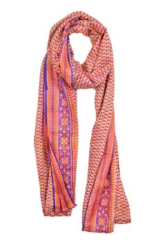 Indie Scarf 105 - Scarves - Fashion