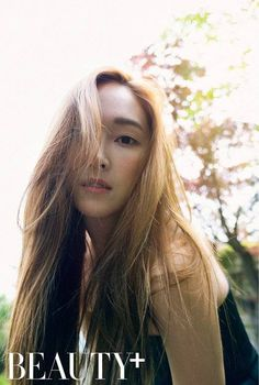 Jessica Jung is Featured on the Beauty+ Magazine | Koogle TV