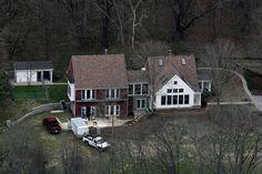 Keith Urban & Nicole Kidman home