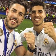 Marco and Igor Fifa, Soccer Inspiration, Real Madrid Players, Football Boys, Isco, Soccer World, I Work Hard, Soccer Players, American Football