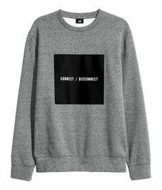 Sweatshirt | H&M For Men