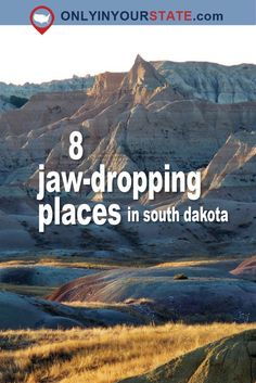 Travel South Dakota Scenery Beautiful Attractions Sight Seeing Places To Go Photography Explore Nature South Dakota Vacation, South Dakota Travel, North Dakota, Bad Lands South Dakota, North America, Custer State Park, Places To Travel, Travel Destinations, Places To Go