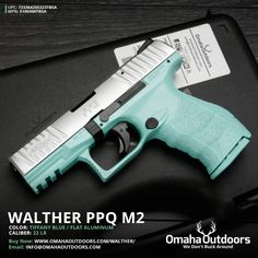 I. Want. This. ❤️ Walther-PPQ-M2-22LR Find our speedloader now! http://www.amazon.com/shops/raeind