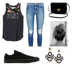 """""""No caption"""" by parker1126 on Polyvore featuring J Brand and Converse"""