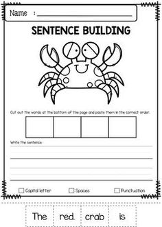 √ Guided Writing Worksheets for Grade 1 . 6 Guided Writing Worksheets for Grade 1 . Guided Writing 1 for Grade 2 Esl Worksheet by Cerniskizerp Writing Sentences Worksheets, Rhyming Worksheet, Social Studies Worksheets, Free Kindergarten Worksheets, Sentence Writing, Kindergarten Writing, Toddler Worksheets, Printable Worksheets, Preschool Curriculum