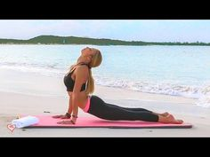 The Ultimate Pilates 21 Day Challenge ♥ Define Your Abs & Booty - YouTube
