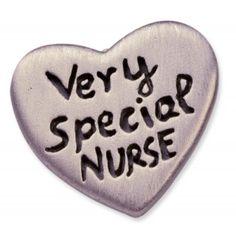"""Very Special Nurse"" Pin #FallforADVANCE"