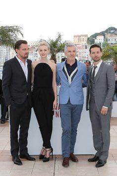 Reparto Gatsby Cannes 2013