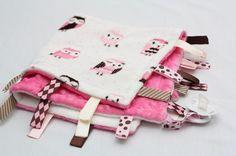 minky blanket........  i can do that!!  lol