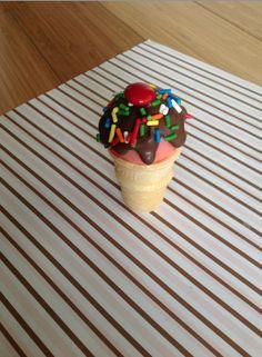 Ice Cream Cake pop