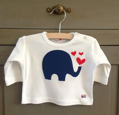 Elephant Love -  Flock Folie