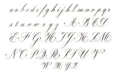 Reversed Copperplate by Brian Colvin