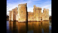 Castillo Bodiam, Sussex Est. (Foto: huffingtonpost.es)