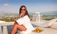 Spa review: detoxing at Sha Wellness Clinic - Telegraph Luxury Travel. Karren Brady, first lady of football, at SHA Wellness Clinic