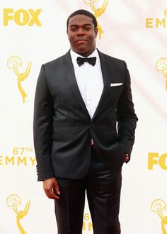 Actor Sam Richardson attends the 67th Annual Primetime Emmy Awards at Microsoft Theater on September 20, 2015 in Los Angeles, California.
