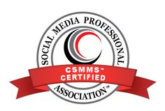 Become a Certified Social Media Marketing Specialist, CSMMS(tm). Master internet marketing utilizing the New tools such as Social Networks, Social Bookmarks ...