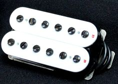 Mad Hatter Guitar Products Introduces Super Shredder Humbucker Pickups
