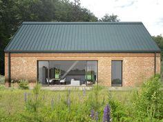 Galeria - architektura nowoczesnych domów inspirowana budownictwem regionalnym - Dom Wieżyca