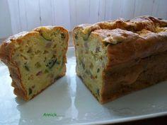 cake+courgette-chèvre+et+lardons