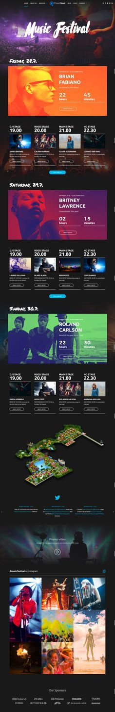 Music Club is a WordPress theme exclusively built for band, label, studio, festival, dj or singer websites. It is fully responsive, retina ready and easy to customize.
