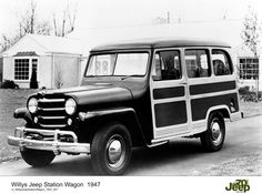 Willys Jeep Station Wagon (1947)